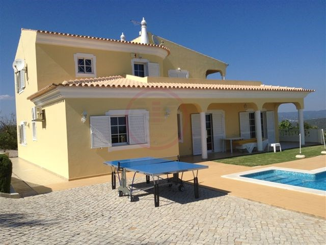 Villa with 4 bedrooms overlooking the coast and with pool | 4 Bedrooms | 4WC