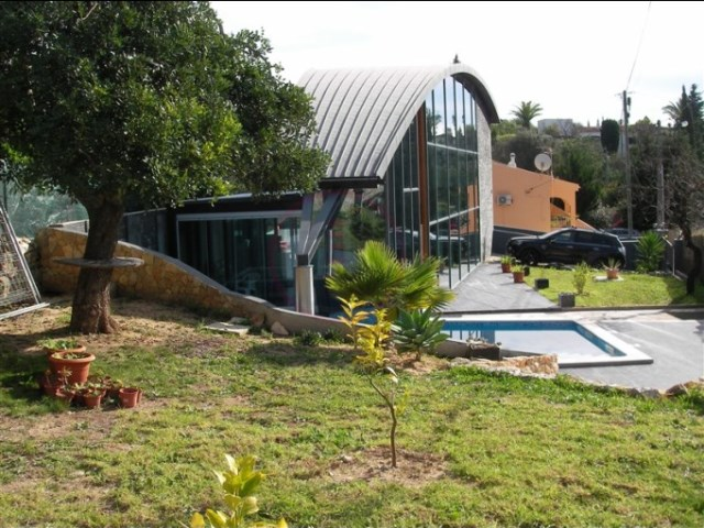 Contemporary villa with 3+1 bedrooms in Almancil | 3 Bedrooms + 1 Interior Bedroom | 4WC