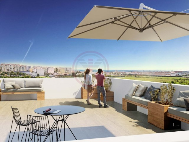 Quality apartments in project in Faro, with 2 bedrooms | 2 Bedrooms | 2WC