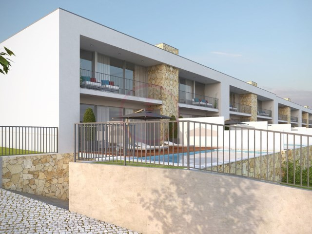 Quality townhouses in project in Albufeira, with 3 bedrooms | 3 Bedrooms | 3WC