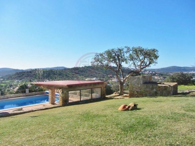 Villa in São Brás de Alportel with 4 bedrooms, swimming pool and land | 4 Bedrooms | 4WC