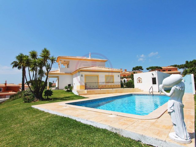 Villa with 4 bedrooms with sea view and swimming pool, 2 km from the beach | 4 Bedrooms | 3WC