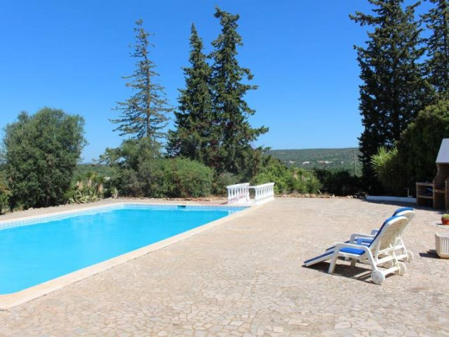 Villa with 3 bedrooms and pool, near Paderne, with beautiful views | 3 Bedrooms | 3WC