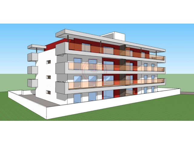 Modern apartments under construction near Faro, with 4 bedrooms | 4 Bedrooms | 4WC