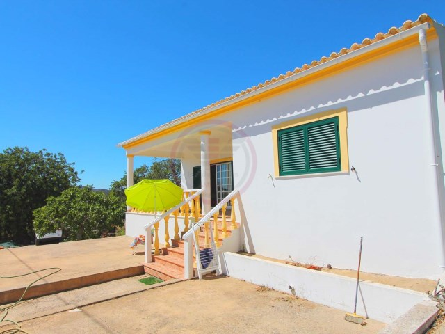 Detached single storey villa with 3 bedrooms in São Brás de Alportel | 3 Bedrooms | 2WC