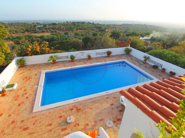 4+1 bedroom villa with pool and beautiful sea views | 4 Bedrooms + 1 Interior Bedroom | 4WC