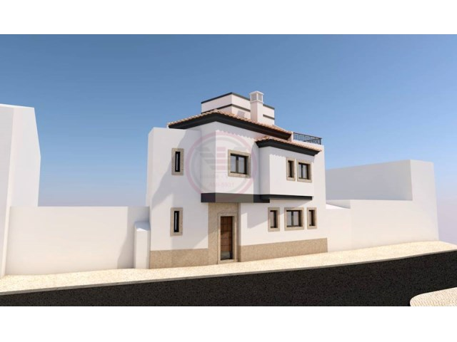 Ruin in the centre of Tavira with approved project for villa | 2 Bedrooms | 2WC