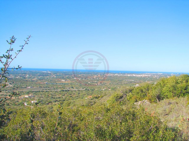 Plot of land for construction with excellent sea view |