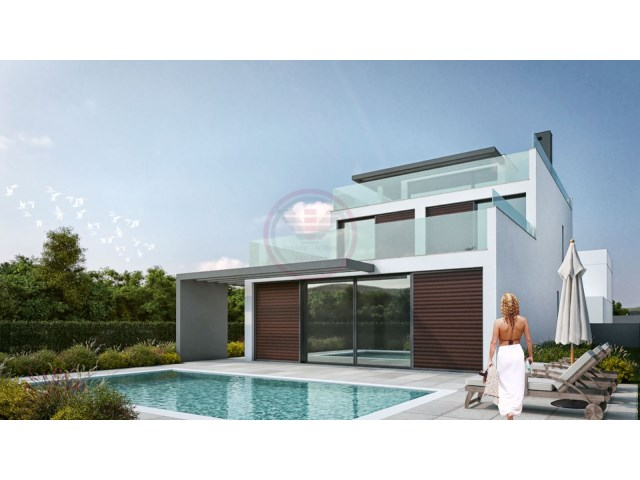 Modern villas near the Ria Formosa with 3 bedrooms | 3 Bedrooms | 3WC