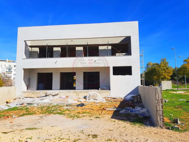 Contemporary villa under construction with 3 bedrooms in Loulé | 3 Bedrooms | 3WC