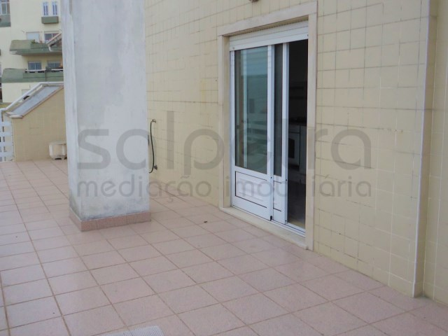 1 Bedroom DUPLEX Apartment-Sale-GAFANHA DA NAZARÉ-TERRACE