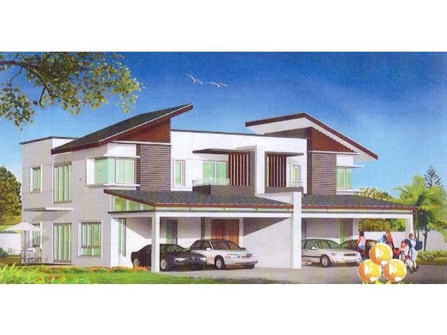 Semi-Detached House - Kilanas - T-H/973 - Valor Property Agency