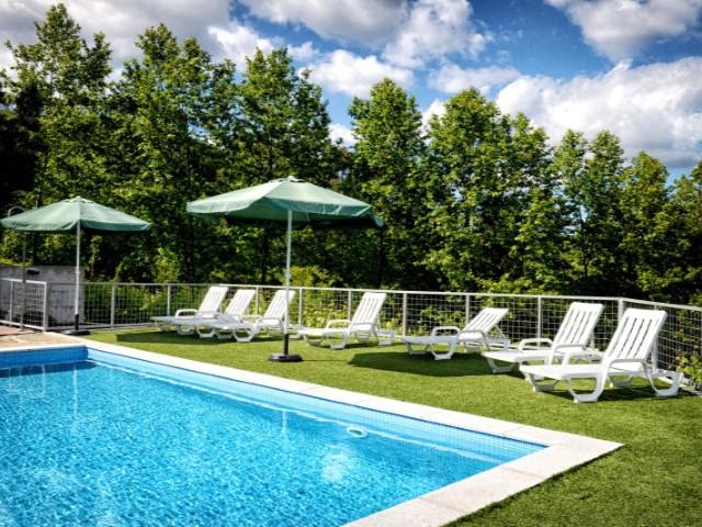 vacances au portugal Maison de Vacances Confortable avec piscine et internet | Celorico de Basto