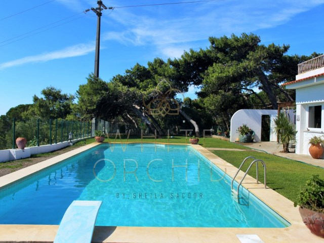 Village T6 Aldershot, Cascais: swimming pool