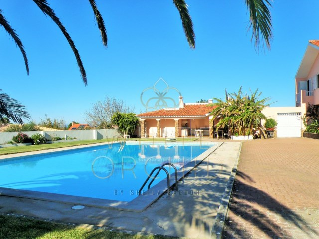 7 bedroom villa with swimming pool, Cascais: swimming pool