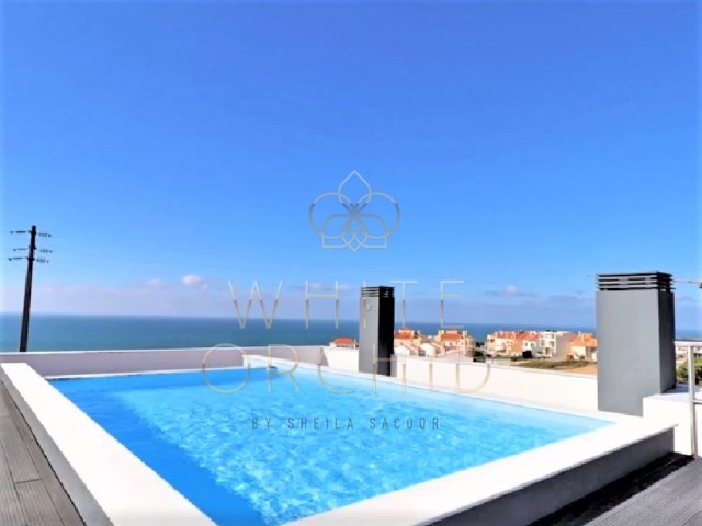 Excellent duplex apartment in exquisite condo, Ericeira