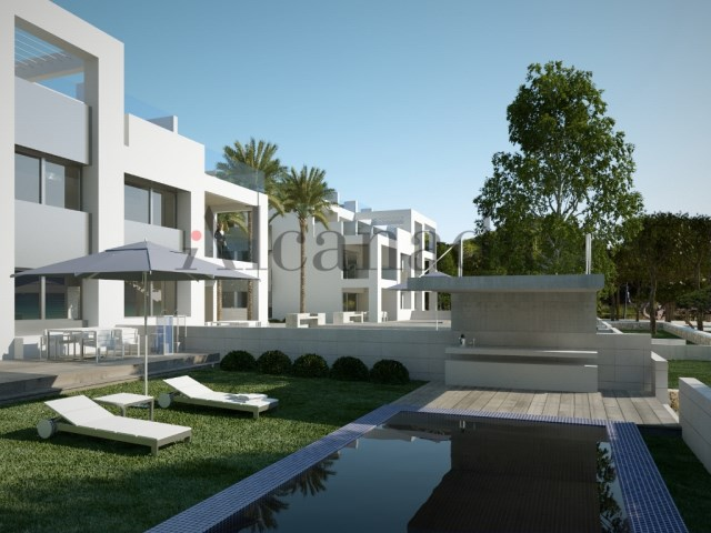 Seafront apartment high standart in Puerto de Alcudia_2