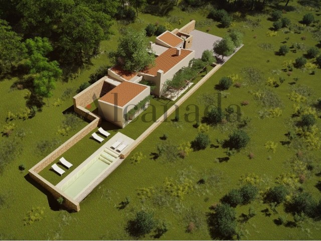 Building project of Villa in Maria de la Salud_01