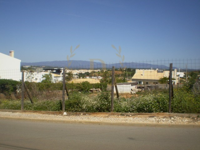 Residential plot › Lagoa (Algarve) |