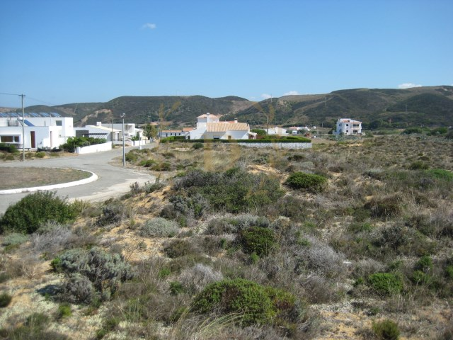 Building land with sea view Algarve-Carrapateira |
