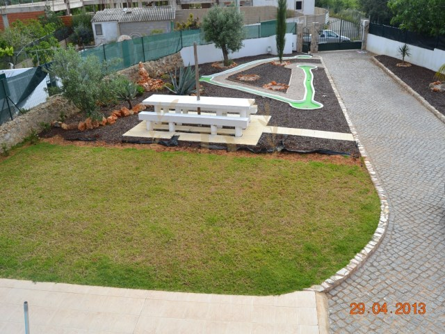 Detached villa with pool overlooking the Arade River | 3 Bedrooms | 4WC