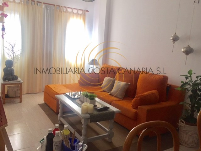 Superb flat in Morro Jable | 2 Bedrooms + 1 Interior Bedroom | 1WC