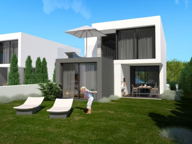House 4 Bedrooms Duplex Contemporary Design With Pool And Garden