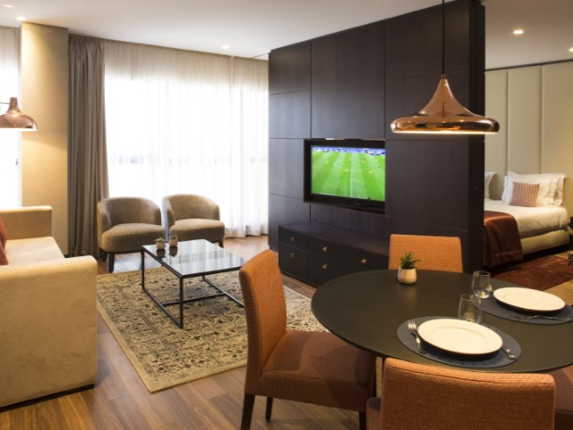 Executive Premium no Benfica Stadium com rendimento garantido | T1 | 1WC