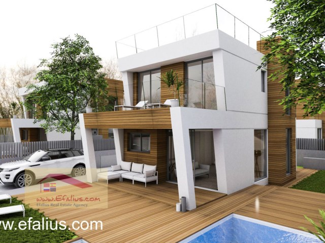 Sea View Villa, Efalius-7