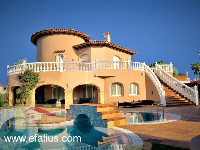 Golf and Beach Villa Denia, Efalius (5 of 40)