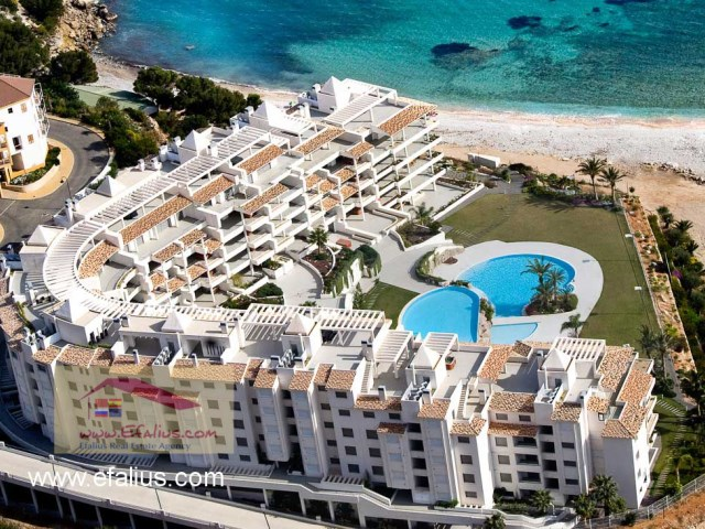 Altea - Front line sea view residential-24