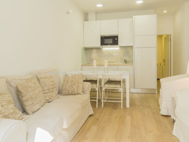 1730 A - SALA COM KITCHENETTE