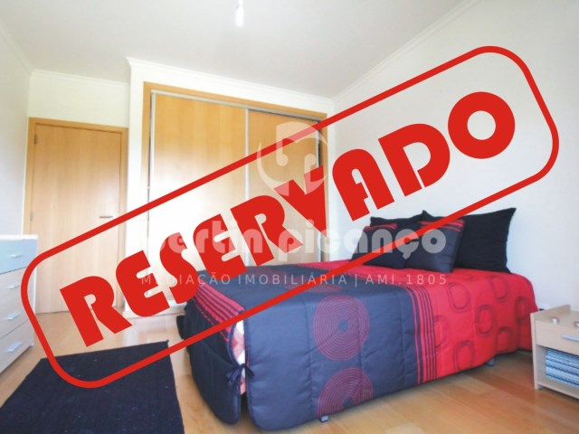 1 bedroom apartment with parking, in the 5-minute Gambelas, Faro Beach