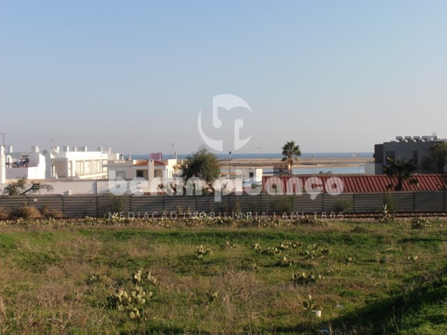 PLOT WITH SEA VIEW, FOR HOUSING CONSTRUCTION, SITUATED IN FUSETA