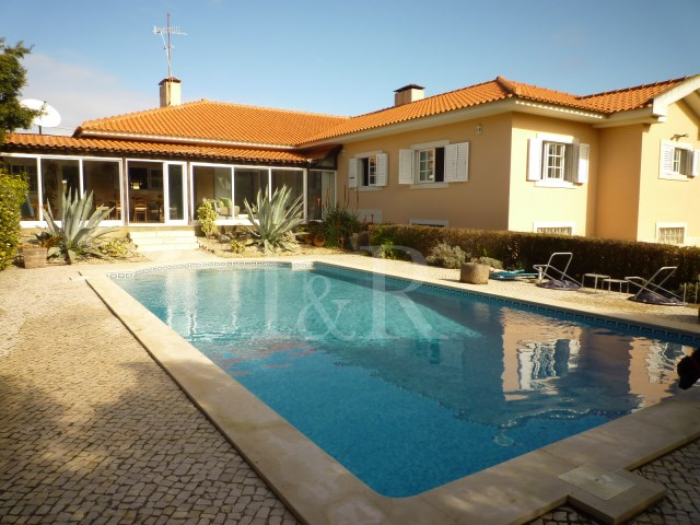 5 bedroom villa with swimming pool in Cascais