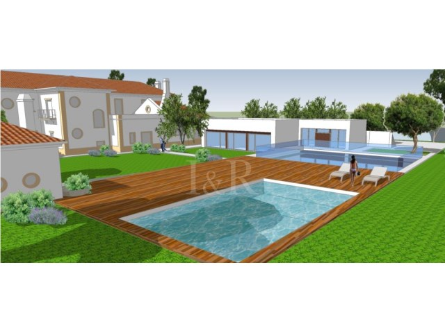 13 BEDROOM VILLA TO RENOVATE IN CARCAVELOS, LISBON
