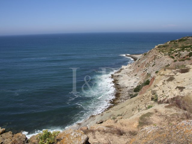 PLOT WITH SEA VIEW IN PENICHE FOR INVESTMENT |