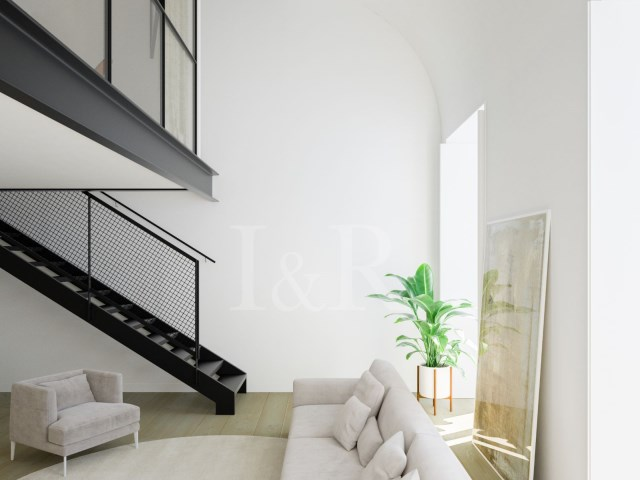 2 BEDROOM APARTMENT +1 DUPLEX IN THE HEART OF LISBON