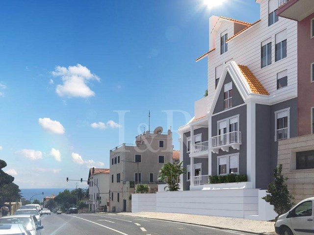 3 BEDROOM APARTMENT WITH TERRACE AND POOL IN ESTORIL | 3 Bedrooms | 2WC