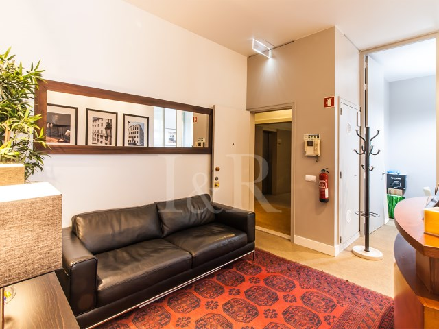 OFFICE IN THE HEART OF CHIADO, LISBON |