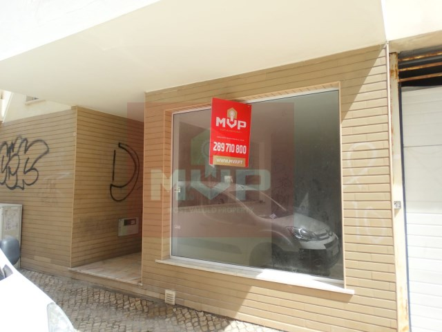 New store in Olhão