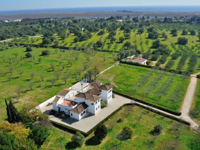Country Estate, Tavira - Aerial Views