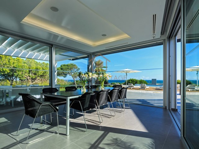 Luxury Villa on The Beach - Oceano Clube - Vale do Lobo