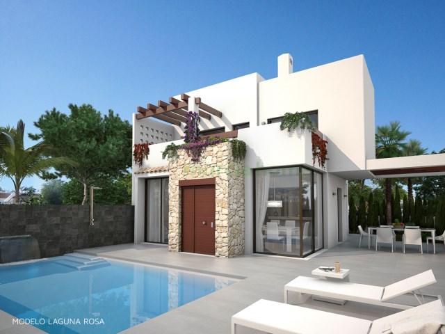 Villas De Lujo En Playa Honda Con Piscina Murcia Home
