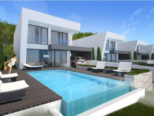 Off-plan Villas in Obidos