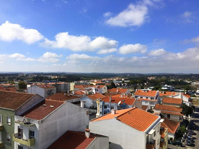 2 Bedroom apartment in Caldas da Rainha - views