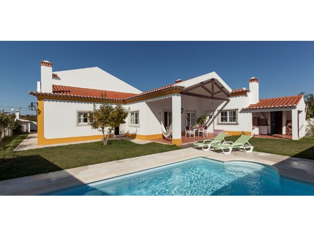 House 5 Bedrooms › Bombarral e Vale Covo