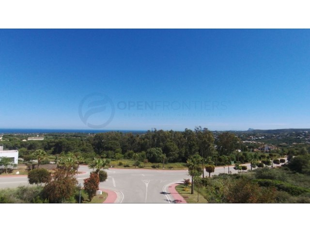 Sea views Plot Sotogrande