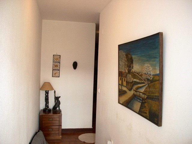 APARTAMENTO SANTA CRUZ, HALL 011009