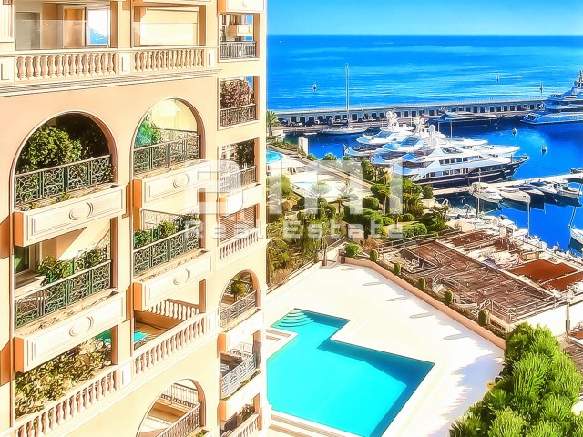 Apartment 1 Bedroom › Stade Louis II
